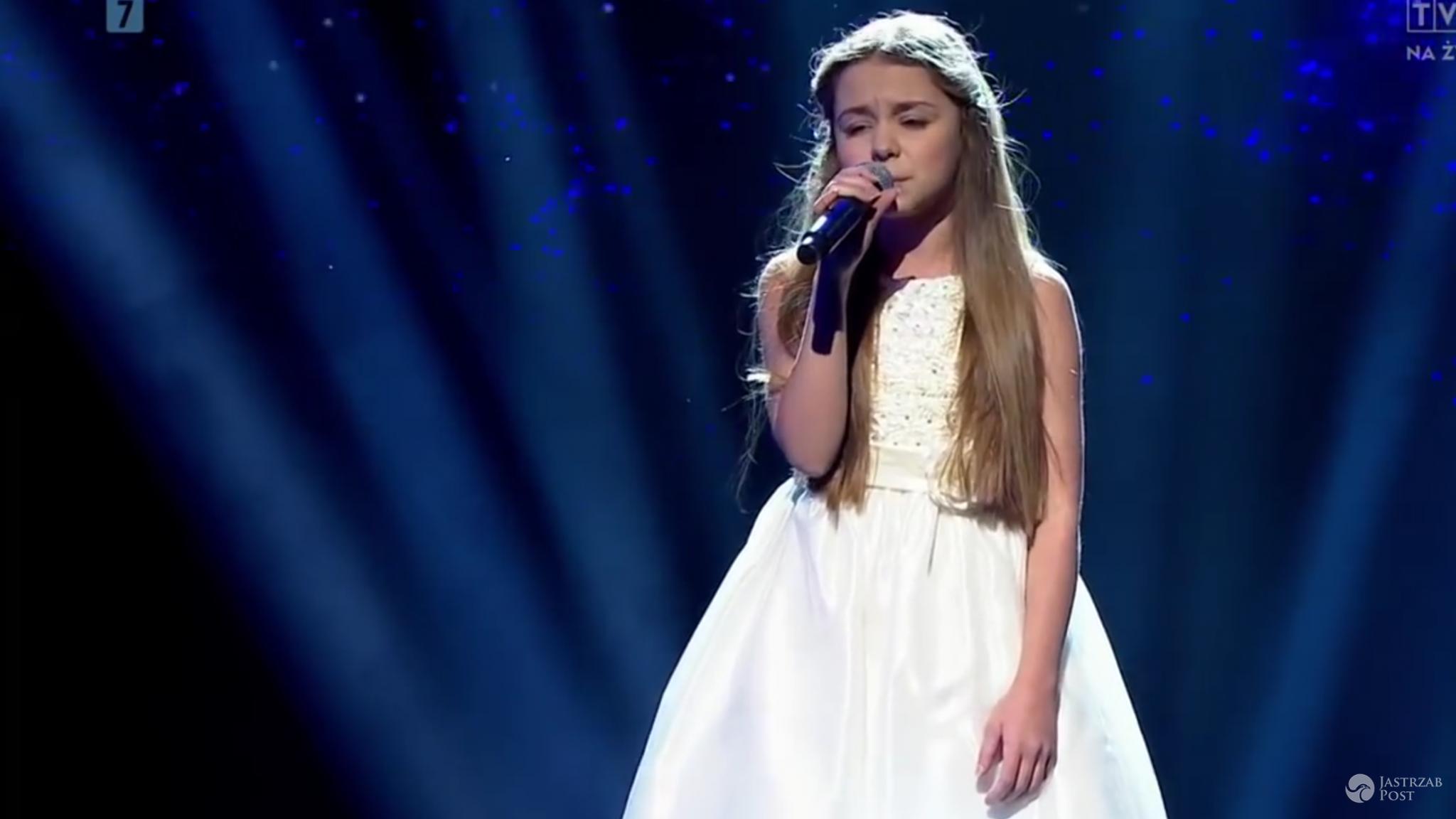 Oliwia Wieczorek - preselekcje do Eurowizja Junior 2016