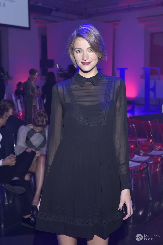 Renata Kaczoruk na imprezie Elle Style Awards 2016