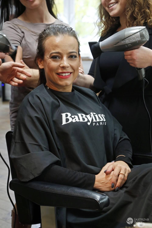 Anna Mucha na prezentacji BaByliss 2016