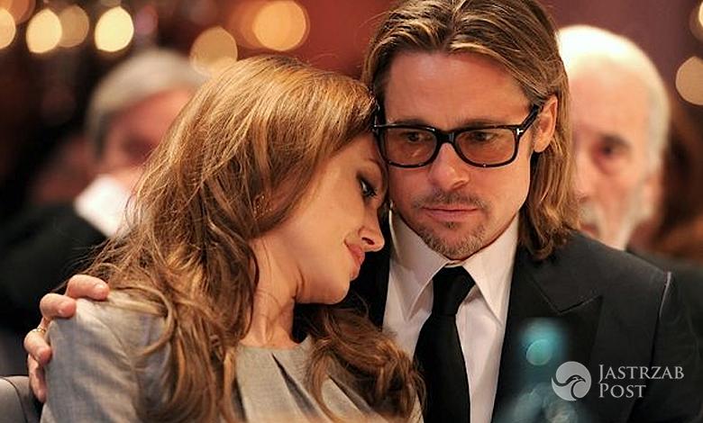 Angelina Jolie i Brad Pitt wrócili do siebie?
