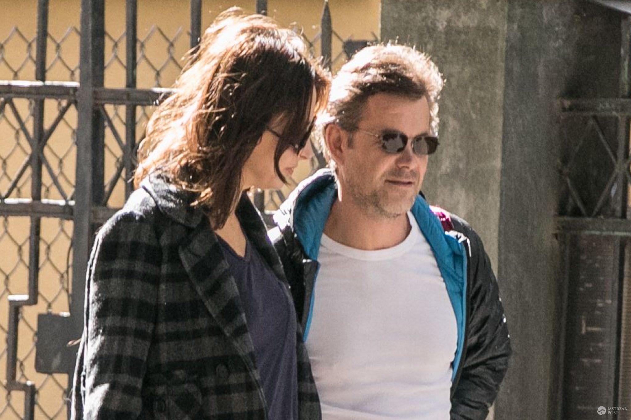 Jacek Braciak i Renata Dancewicz razem. Zdjęcia paparazzi