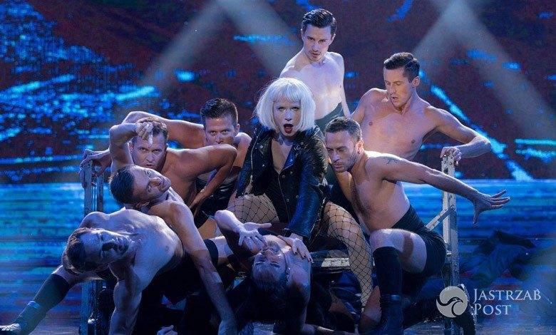 Mateusz Banasiuk jako Lady Gaga