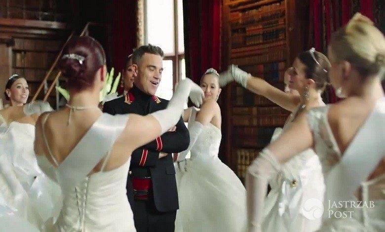 Zdjęcie (4) Robbie Williams pierwszy raz skomentował narodziny trzeciego dziecka! Nikt nie wiedział, że w ogóle na nie czeka!