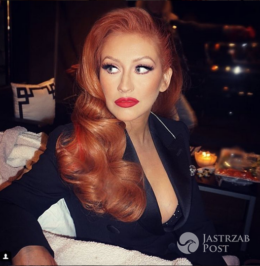 Christina Aguilera jak Marta Grycan