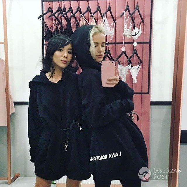 Lana Nguyen i Maffashion - otwarcie butiku Lany Nguyen