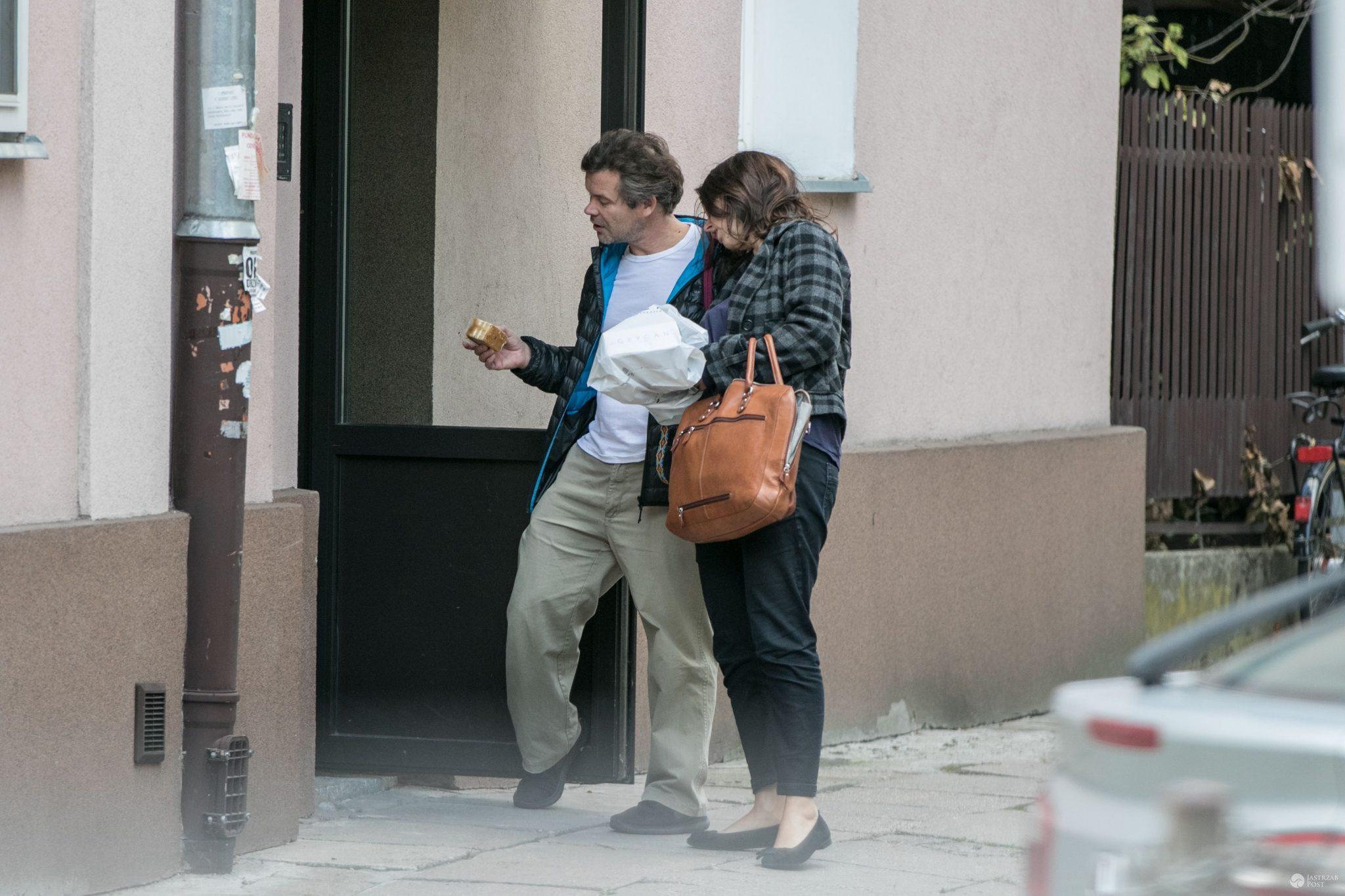 Jacek Braciak i Renata Dancewicz razem. Zdjęcia 2016 paparazzi