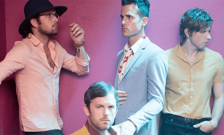 Kings Of Leon na MTV EMA 2016