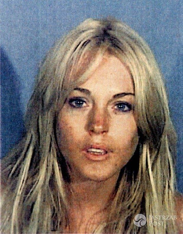 Lindsay Lohan skazana