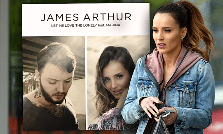 Marina James Arthur Let Me Love The Lonely