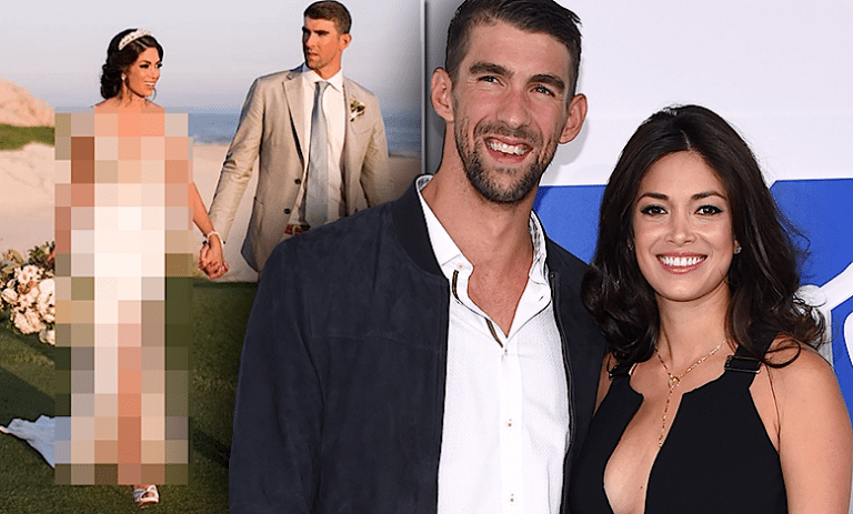 Michael Phelps i Nicole Johnson wzięli ślub