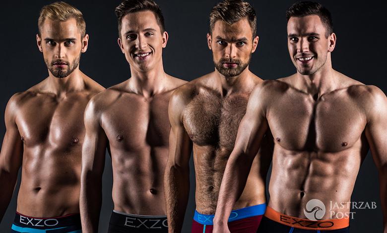 Mister Polski 2016 kandydaci bez koszulki