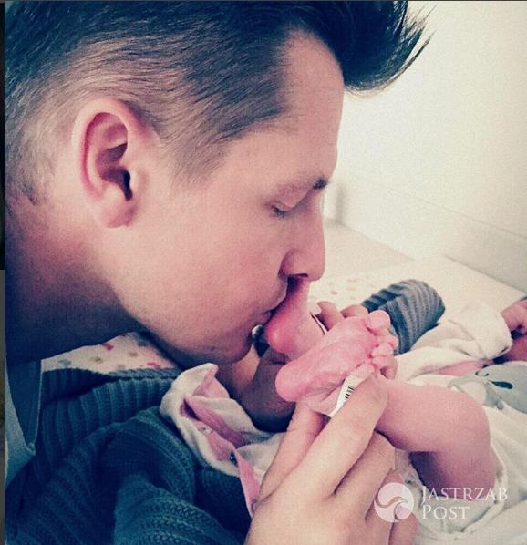 Rafał Mroczek został ojcem