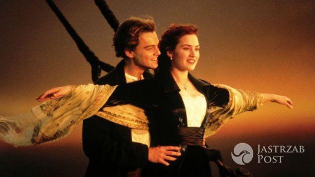 Kate Winslet i Leonardo DiCaprio w Titanicu