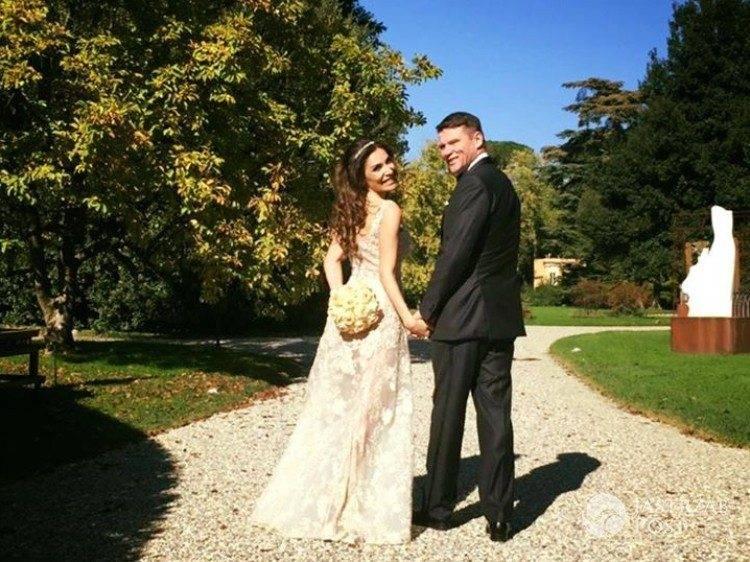 Emma Kiworkowa wzięła ślub we Florencji