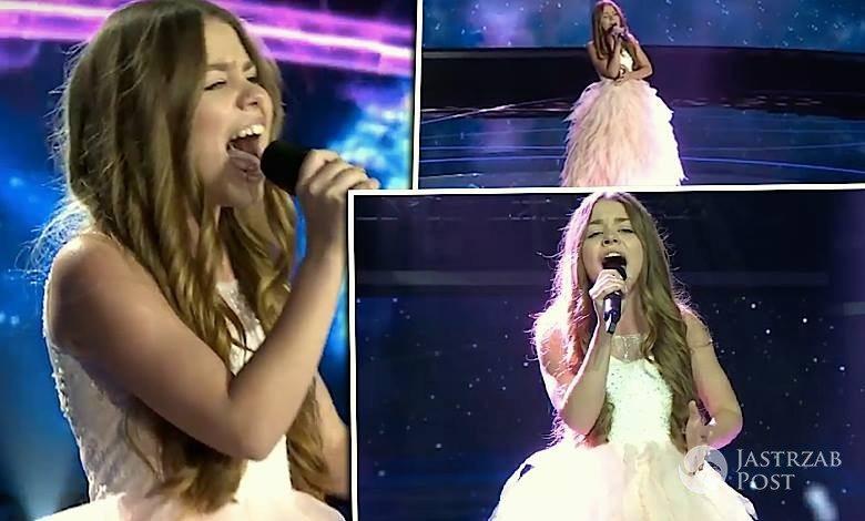 Olivia Wieczorek w finale Eurowizji dla dzieci 2016