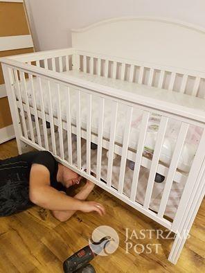 Grzegorz z Rolnik szuka żony 2 pokazał zdjęcie pokoju dziecięcego