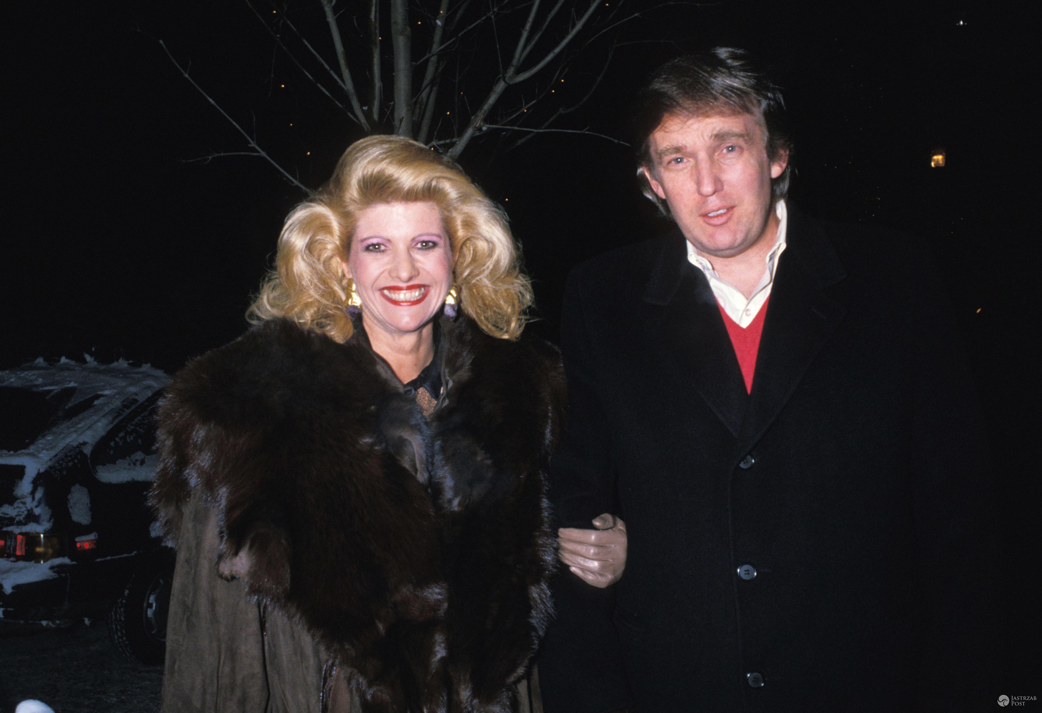 Ivana Trump i Donald Trump
