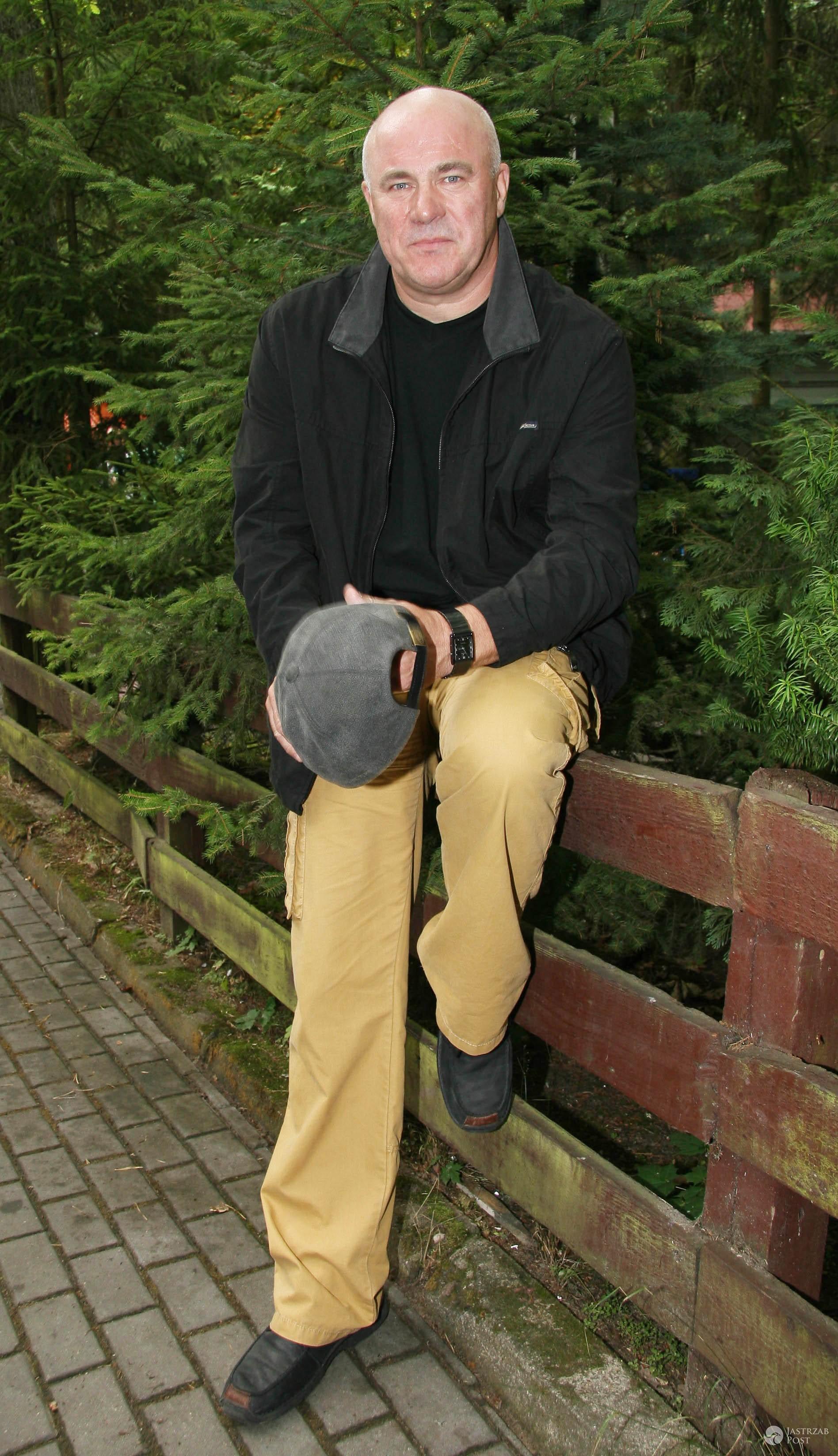 Ryszard Rynkowski zatrzymany przez policję