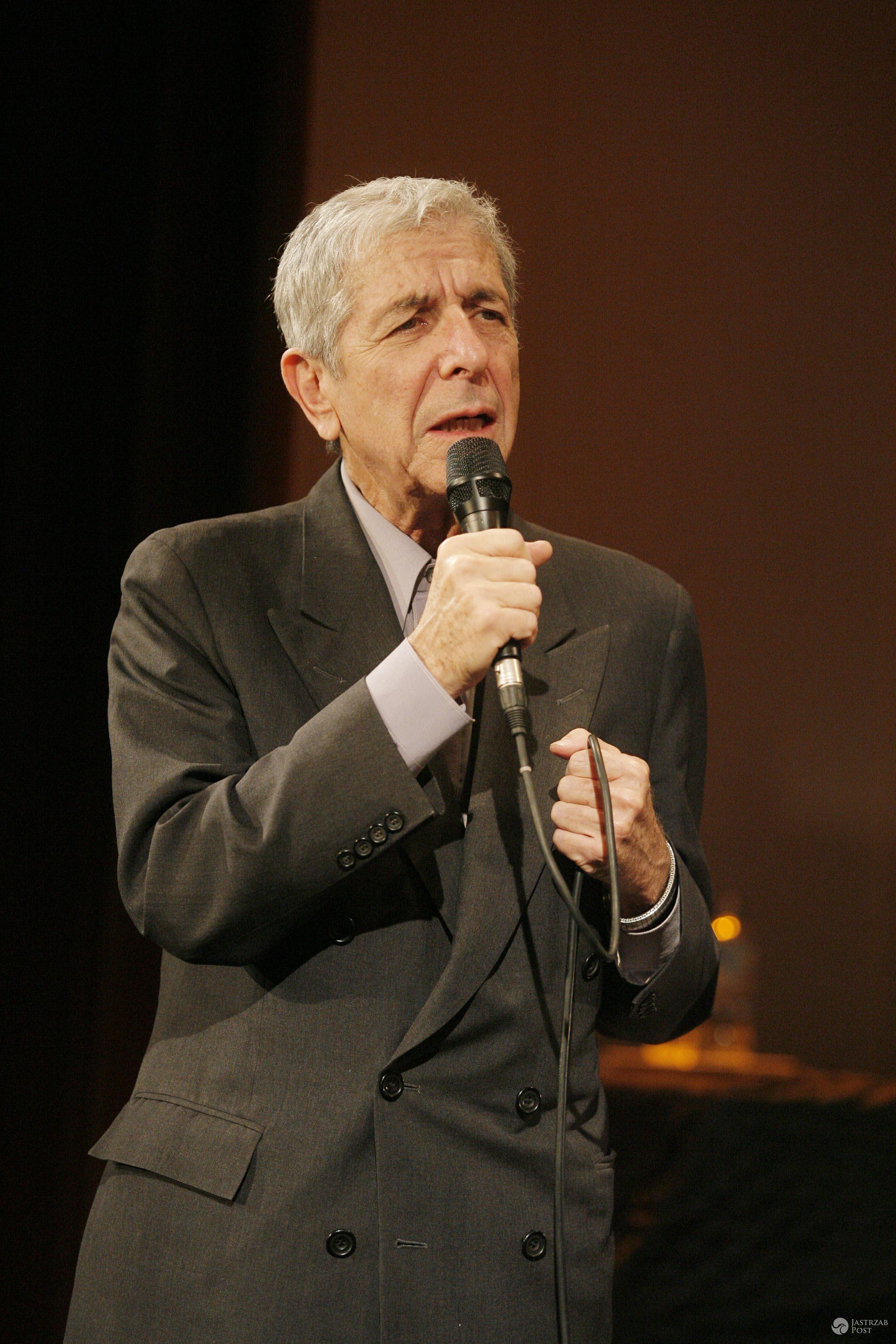 Zmarł Leonard Cohen. Ile miał lat? Kiedy pogrzeb? Zdjęcia. Przyczyny śmierci