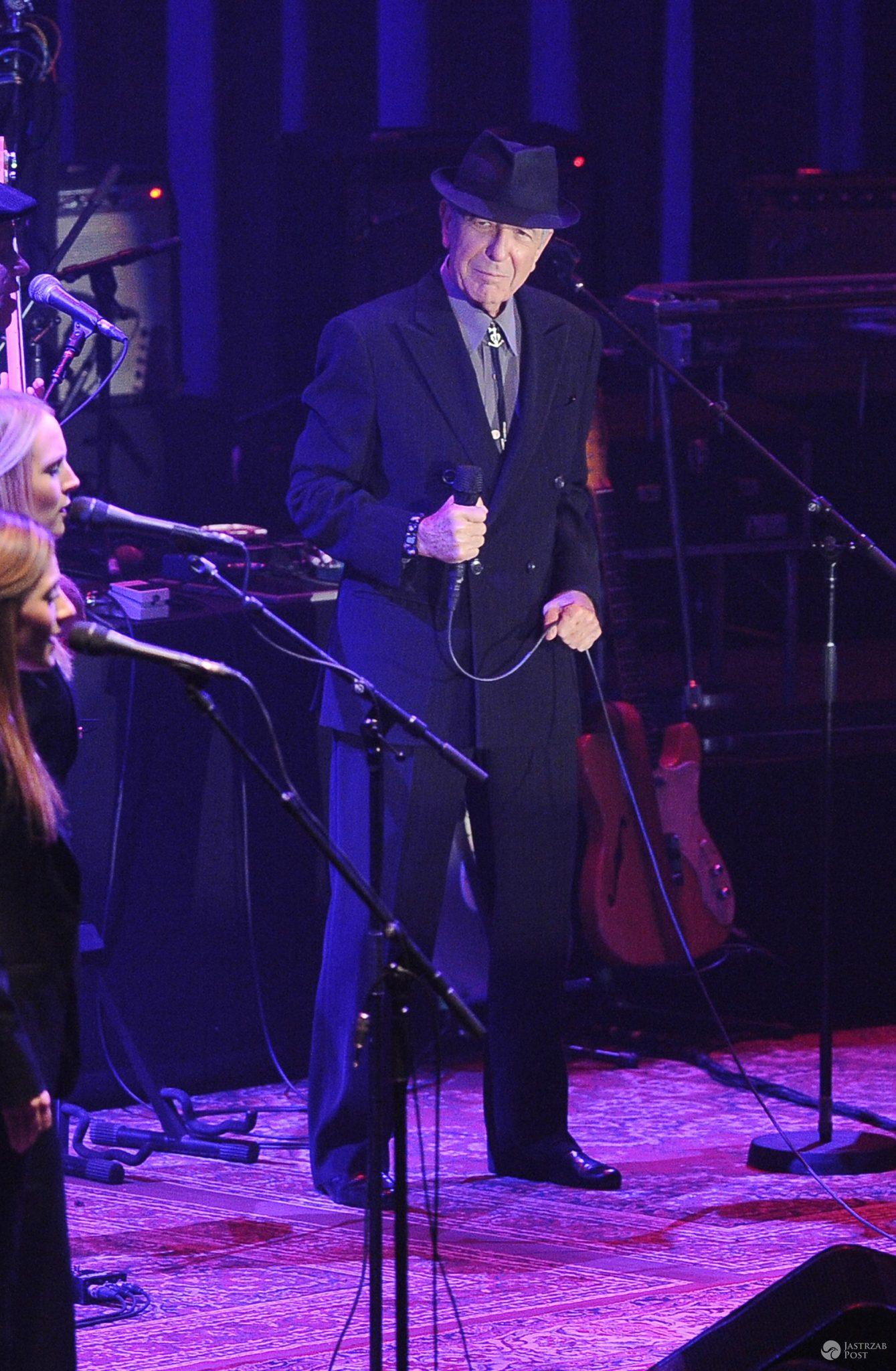 Leonard Cohen nie żyje. Na co zmarł? Przyczyny śmierci