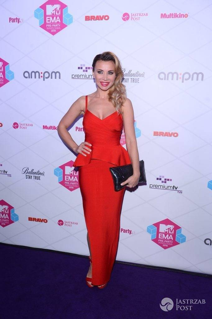 Lidia Kopania - MTV EMA PRE-PARTY 2016