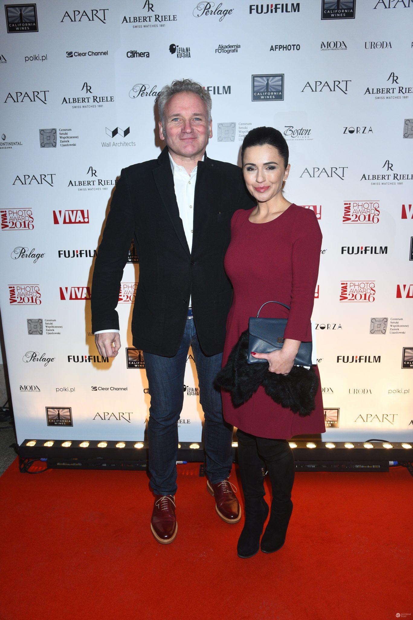 Beata Tadla i Jarosław Kret - Viva Photo Awards
