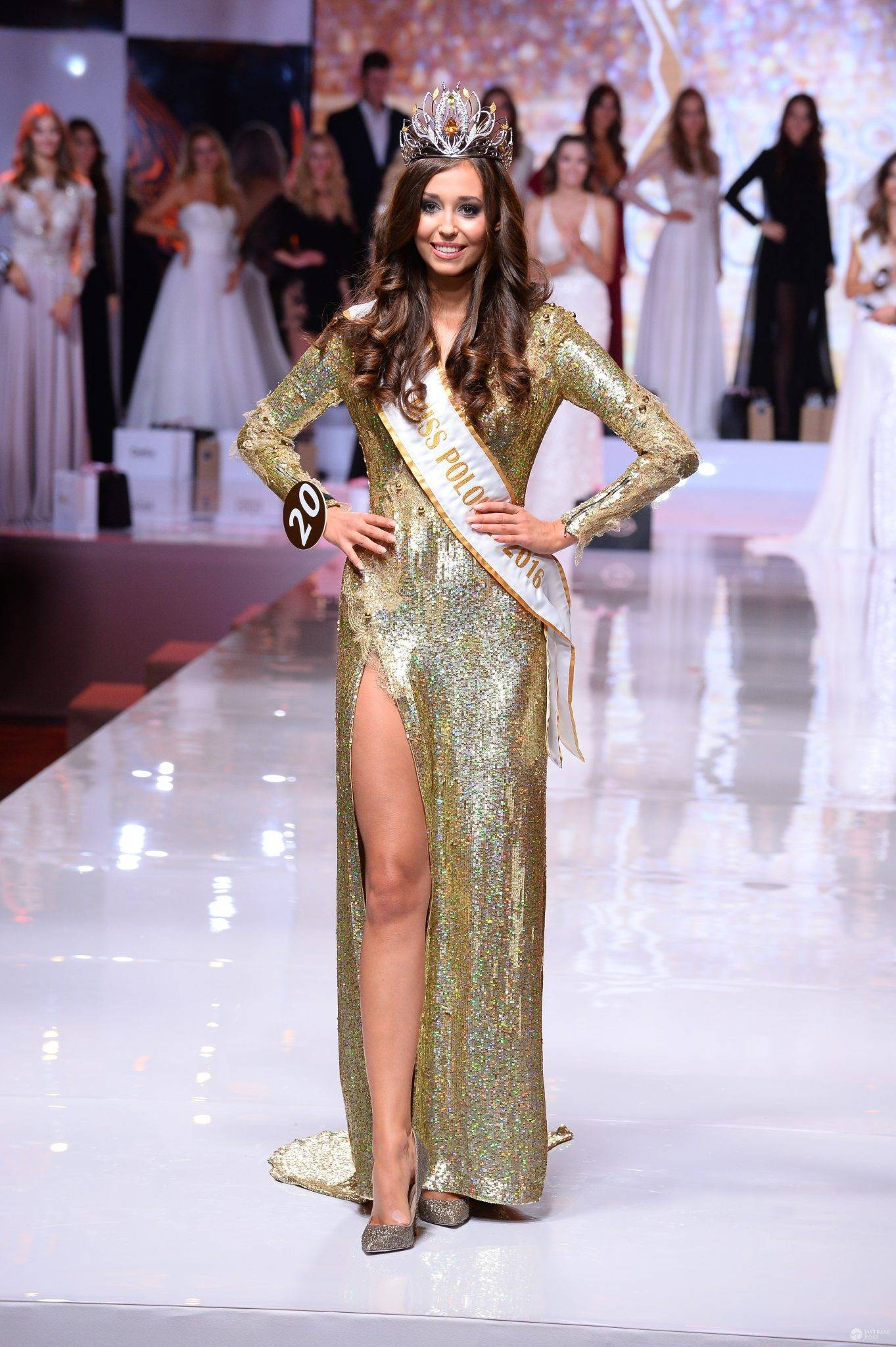 Izabella Krzan - Miss Polonia 2016