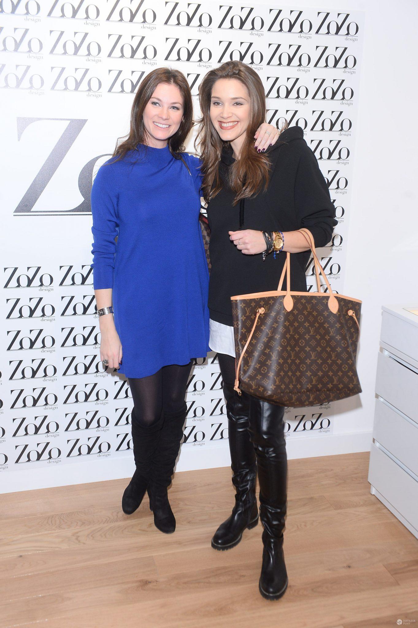 Anna Lucińska, Natalia Jakuła - prezentacja kolekcji ZoZo Design
