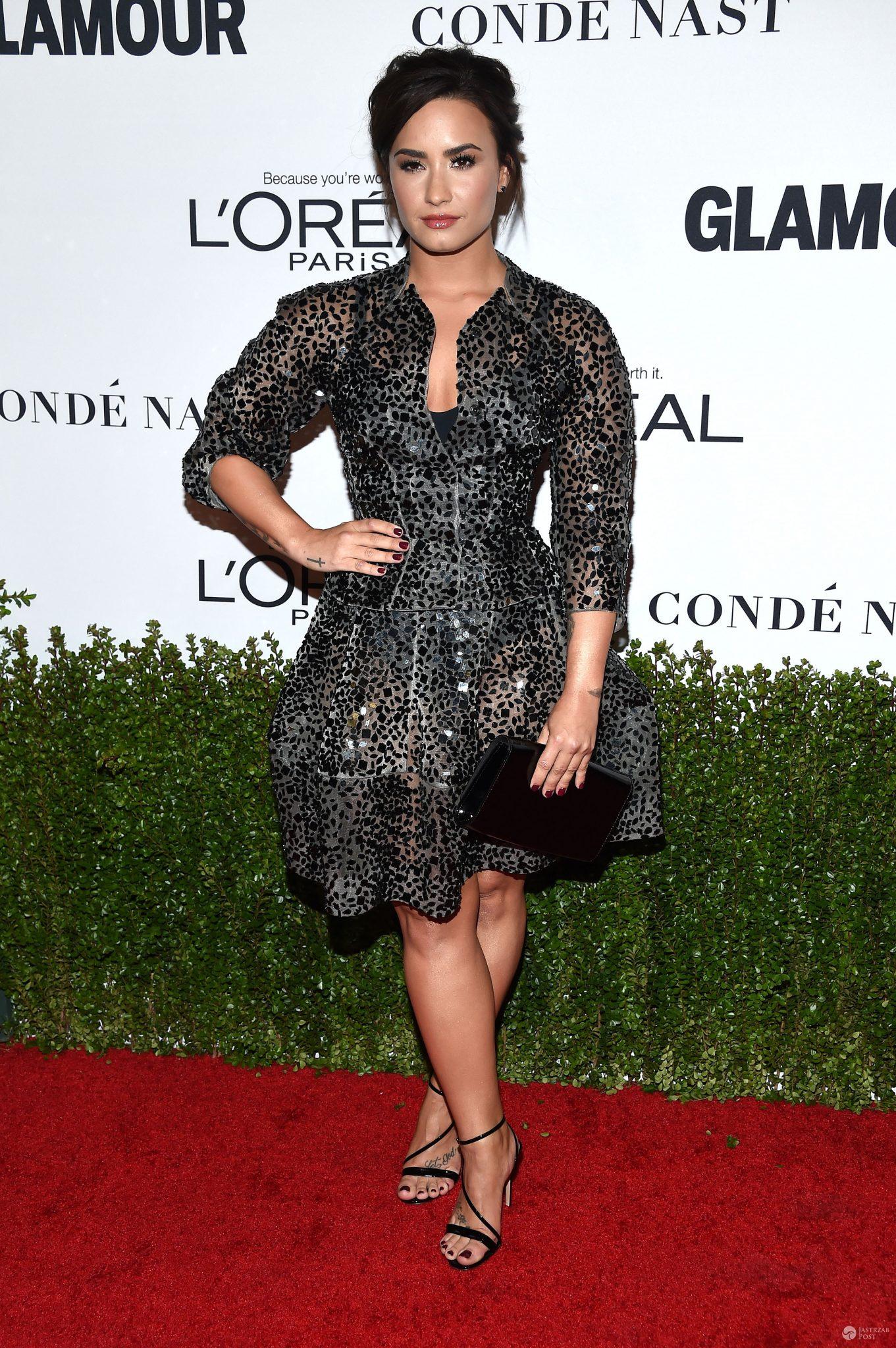 Demi Lovato - Kobieta Roku Glamour 2016