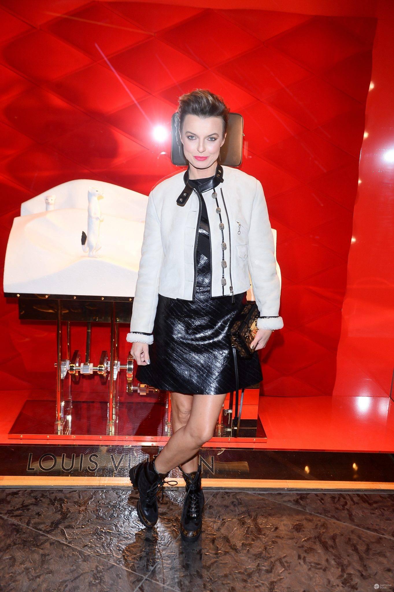 c123f50b3f084 Gwiazdy na imprezie Louis Vuitton w Warszawie