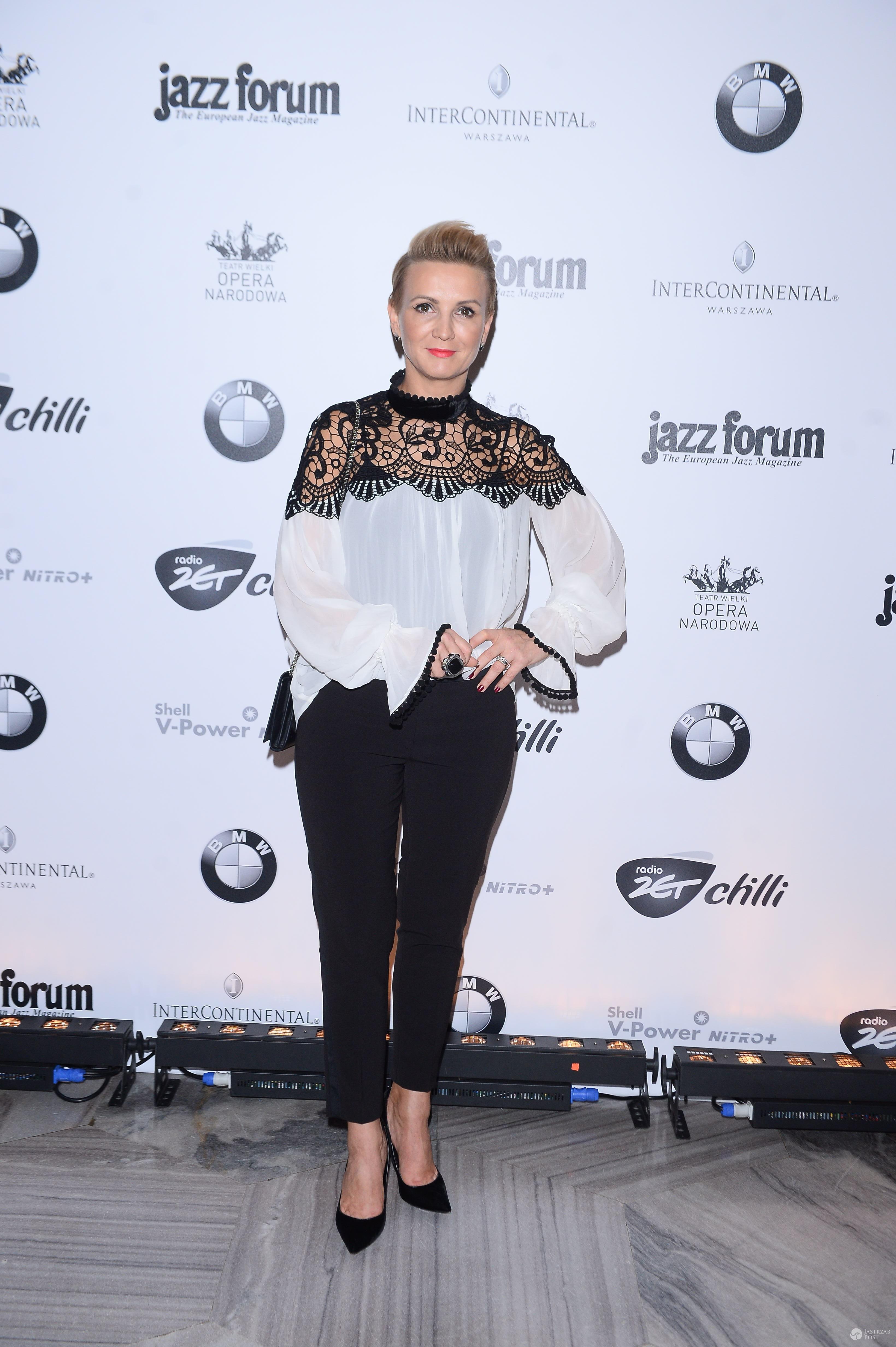 Marta Kuligowska na imprezie BMW