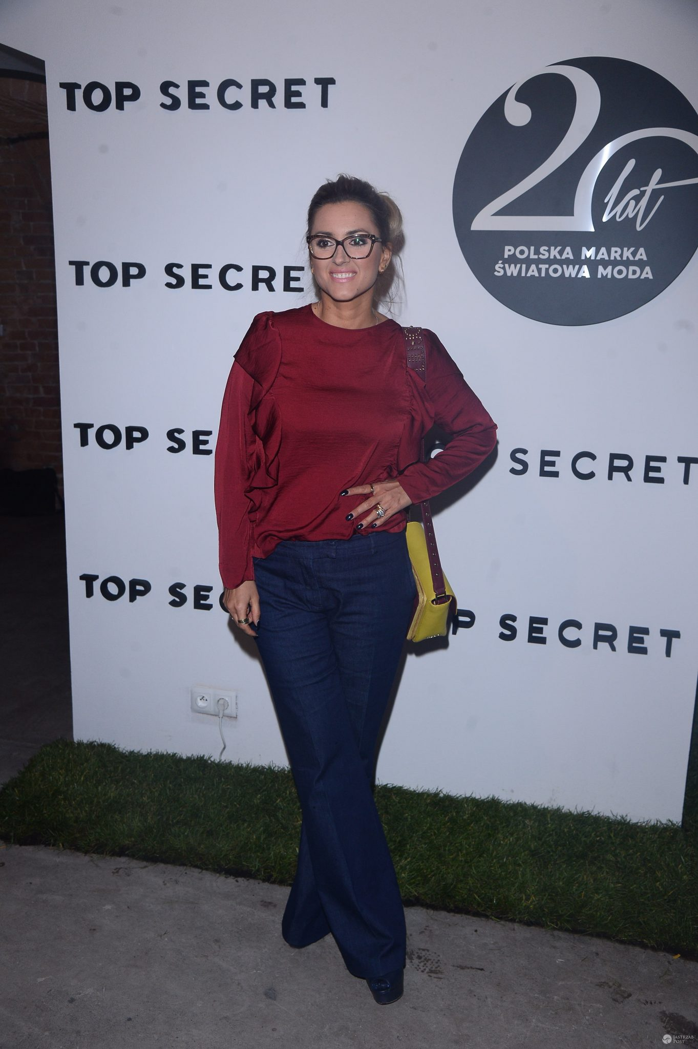 Karolina Szostak - 20 lat Top Secret