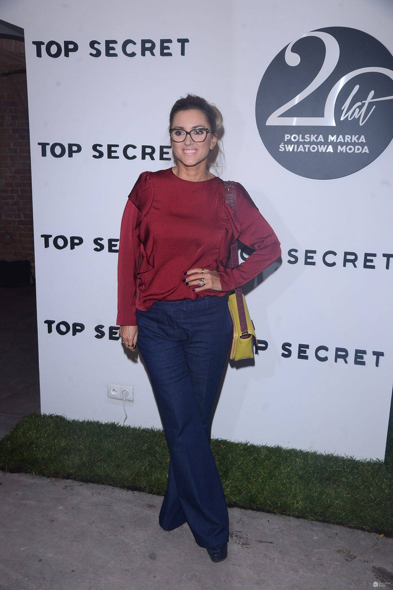 Karolina Szostak - 20 lat Top Secret