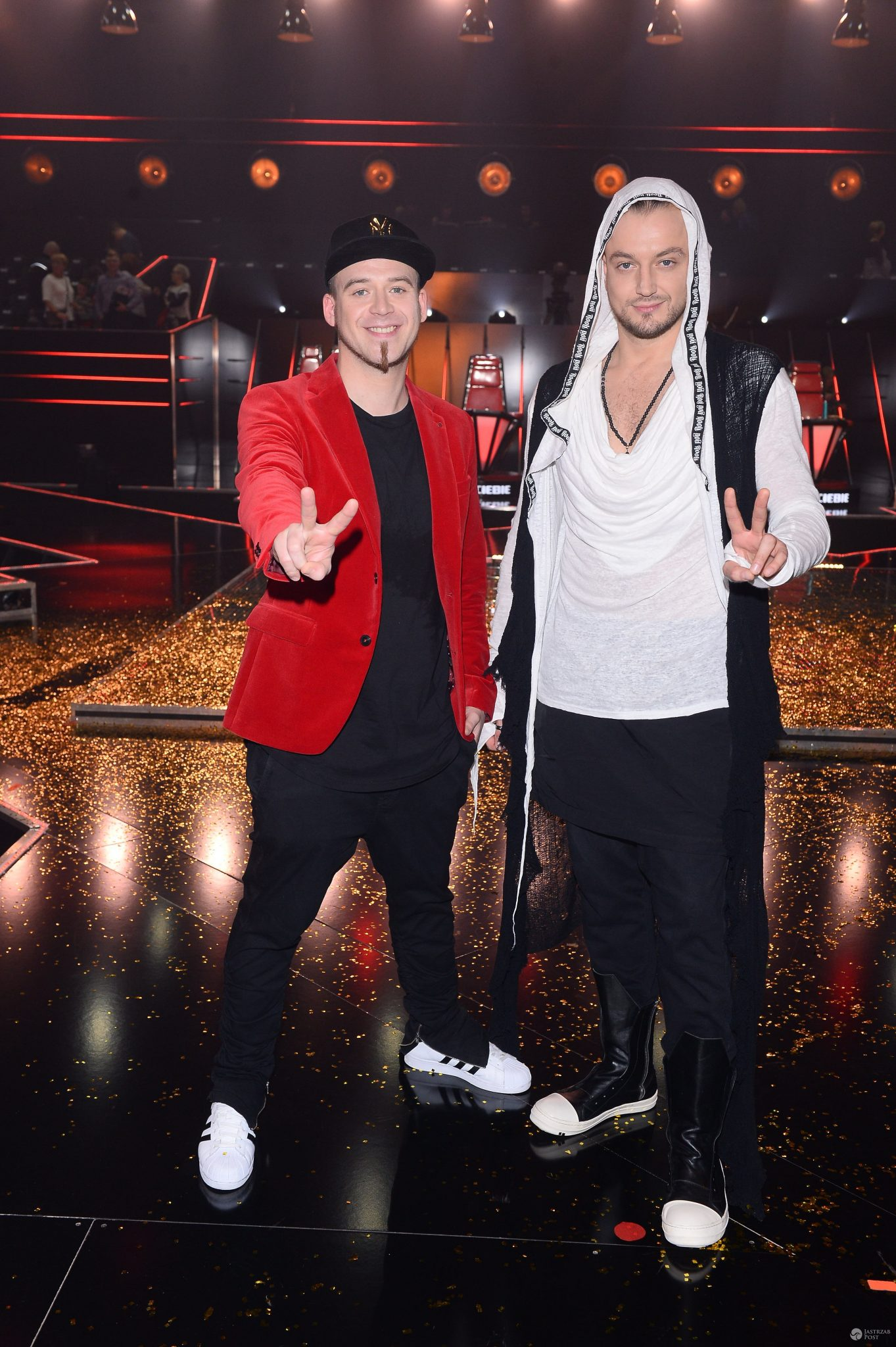 Tomson i Baron - finał The Voice of Poland 7 (2016)