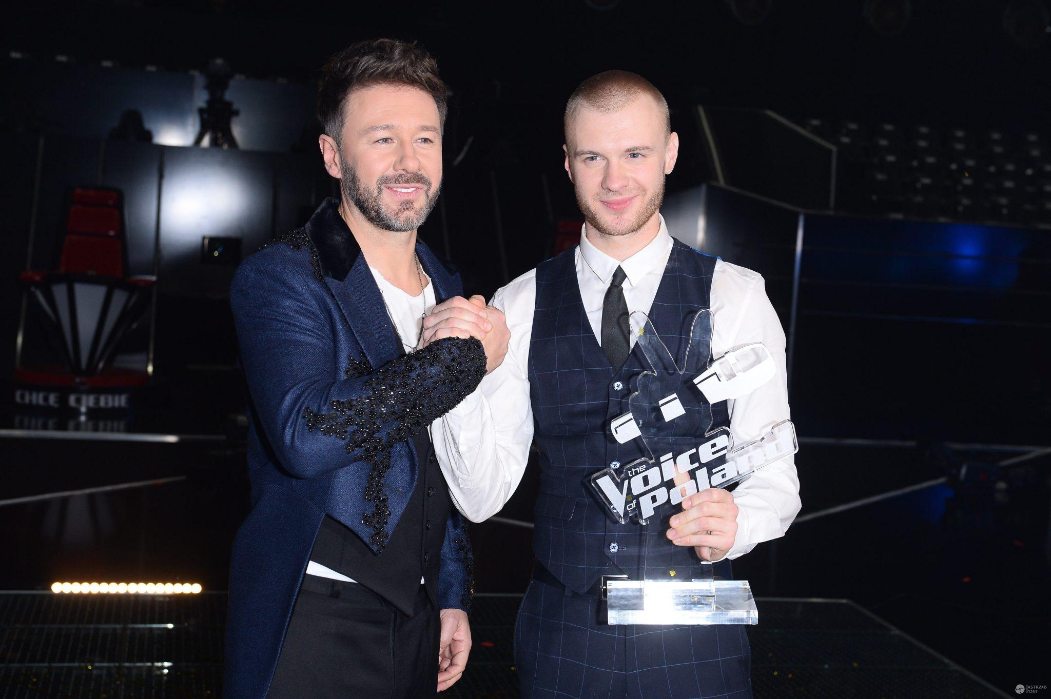 Mateusz Grędziński wygrał w The Voice 7