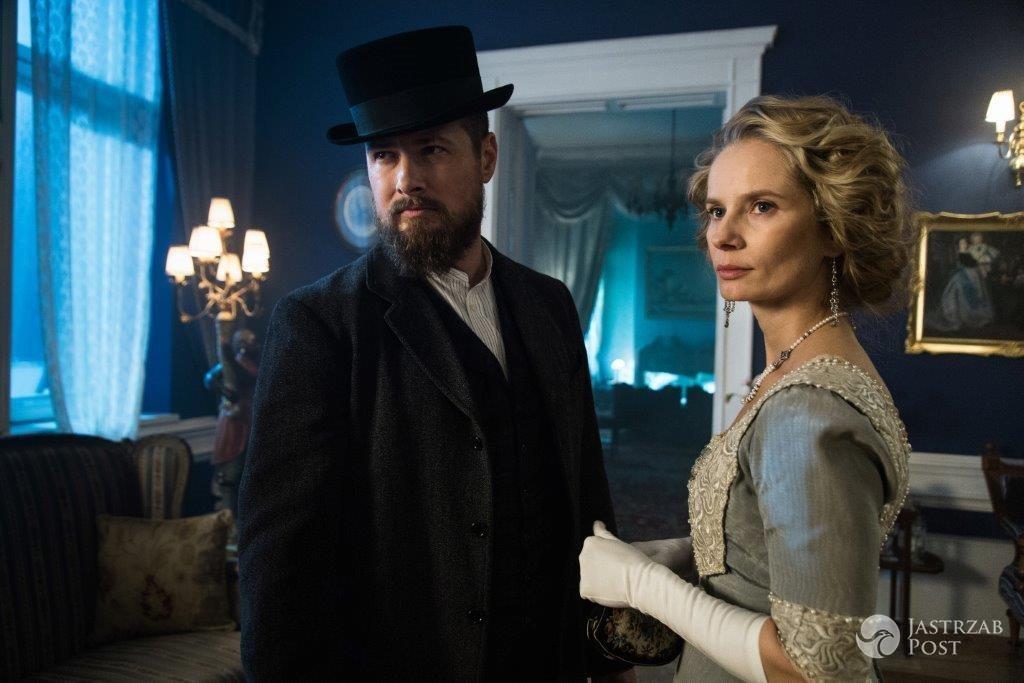 Serial Belle Epoque w TVN z Pawłem Małaszyńskim i Magdaleną Cielecką fot. x-news