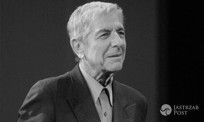 Leonard Cohen nie żyje. Na co zmarł? Przyczyny śmierci. Zdjęcia 2016