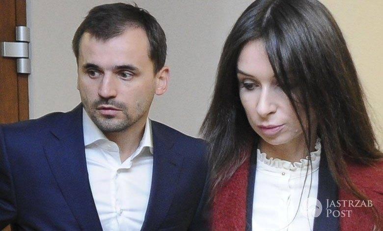 Marta Kaczyńska i Marcin Dubieniecki na sprawie rozwodowej. Zdjęcia 2016