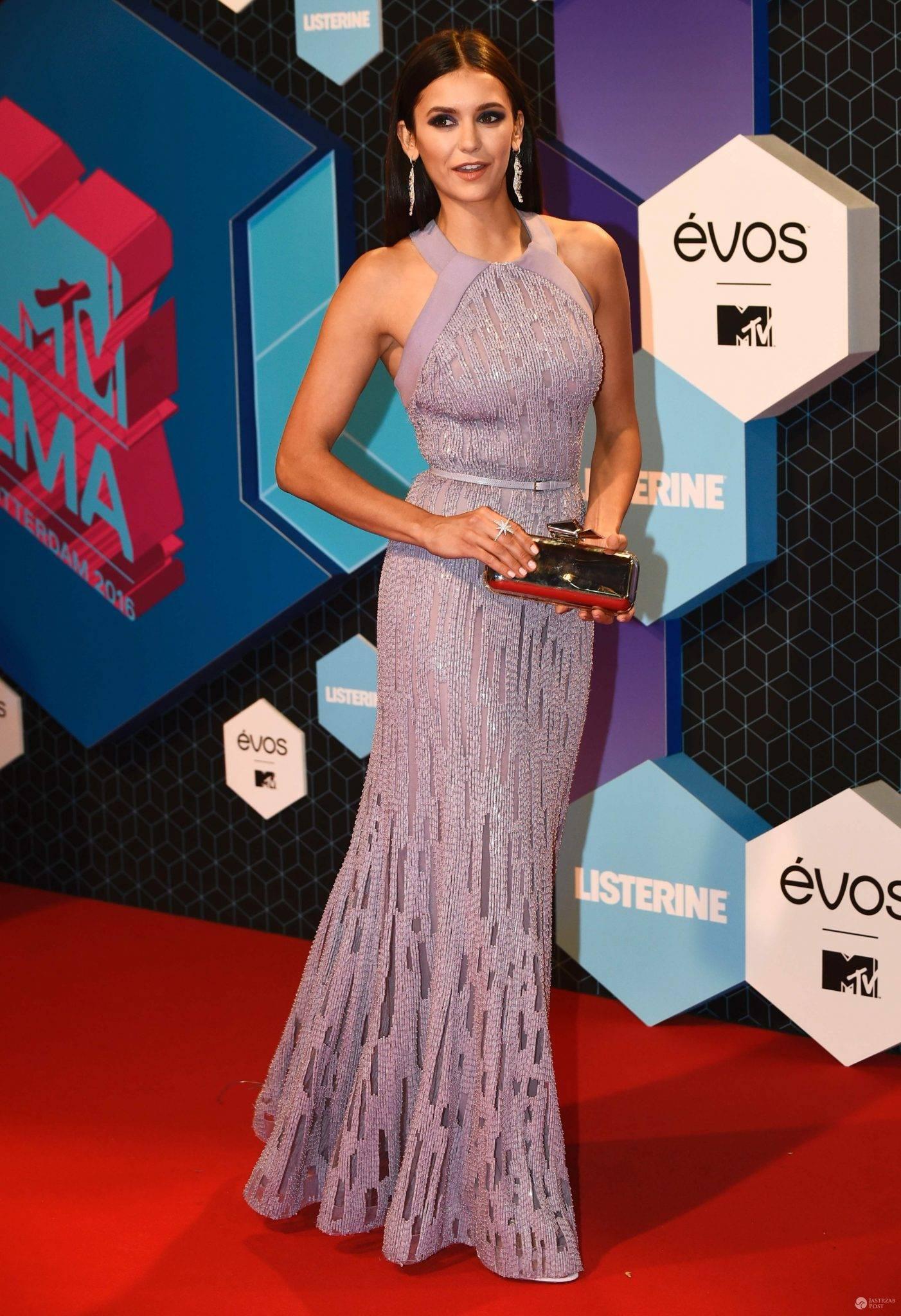 Nina Dobrev - MTV EMA 2016