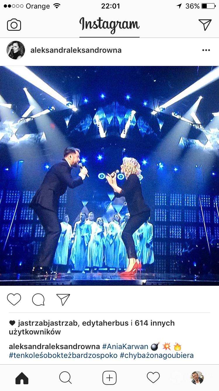 Ola Kwaśniewska typowała Annę Karwan na zwyciężczynię The Voice 7