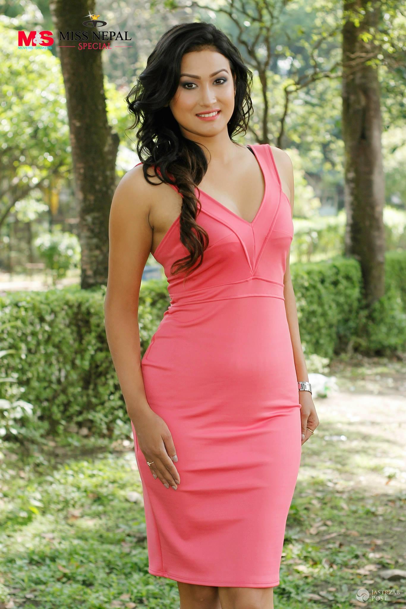 Pooja Shrestha - Miss Nepalu na Miss Supranational 2016