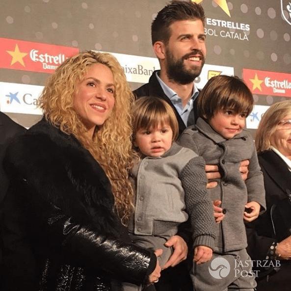 Zdjęcie (5) Shakira pokazała zdjęcie swoich ślicznych synów! Chłopcy są niewiarygodnie podobni do mamy!
