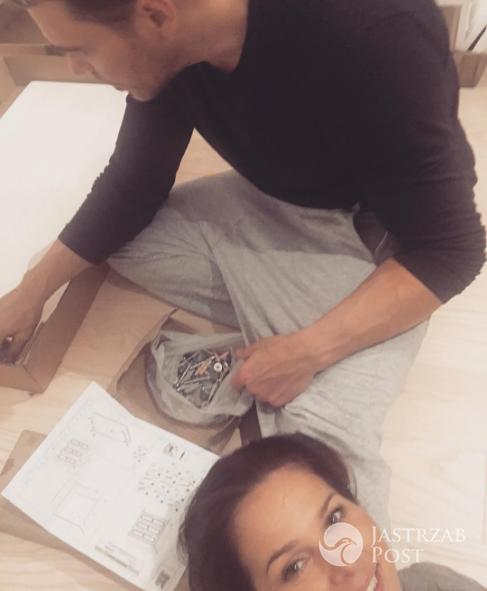 Paulina Sykut pokazała zdjęcia łóżeczka córki