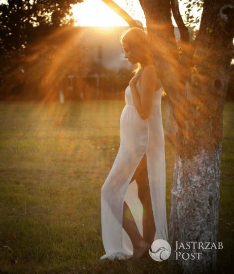 Tamara Arciuch zdjęcia w ciąży