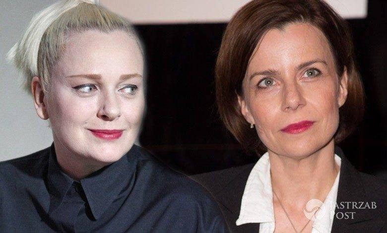 Kasia Nosowska i Agata Kulesza