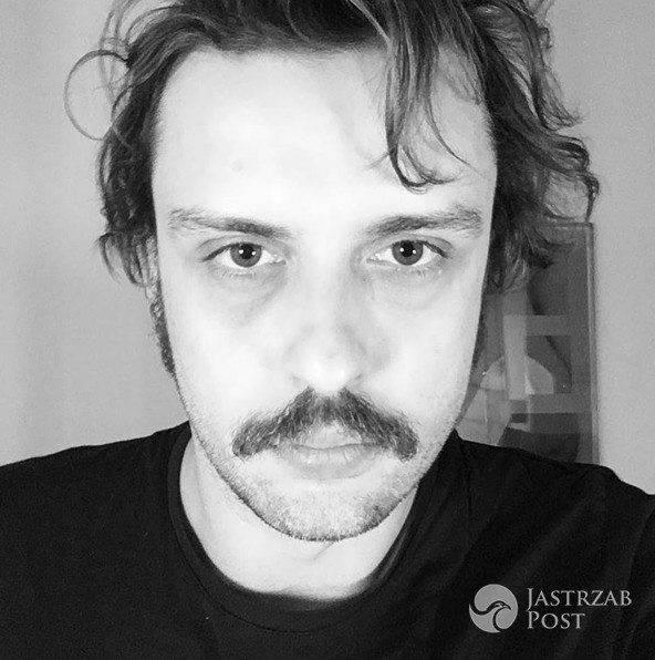 Tomek Makowiecki zgolił brodę