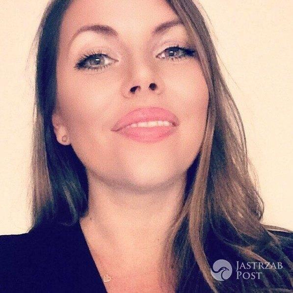 Ola Kwaśniewska pokazała selfie