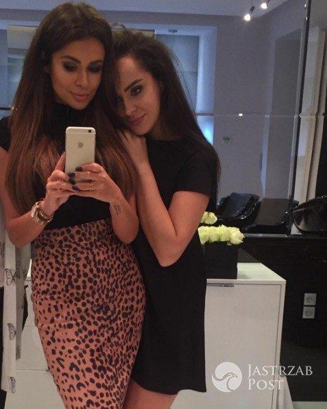 Natalia Siwiec i jej siostra Malwina