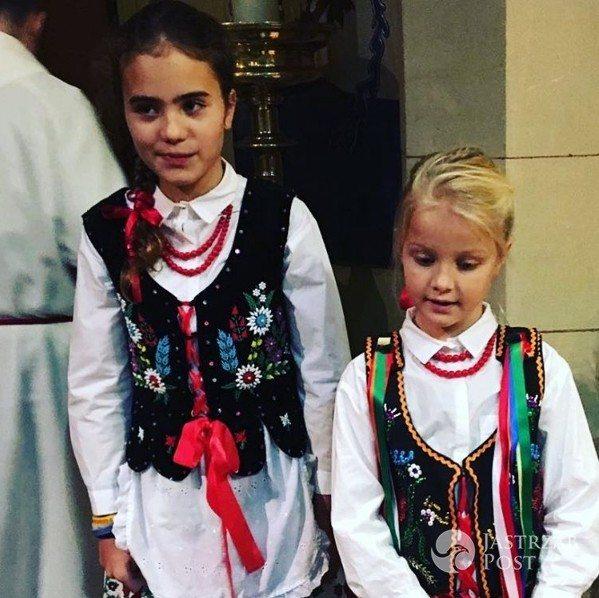 Córki Artura Boruca i Sary Boruc