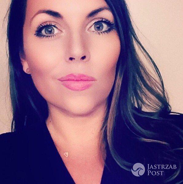 Aleksandra Kwaśniewska pokazała selfie na Instagramie